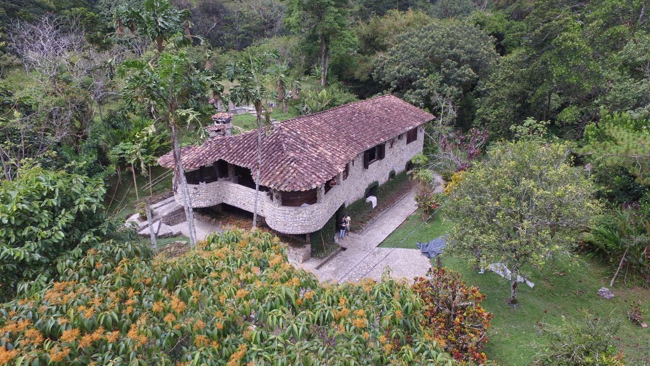 Casa de piedra en San Rafael Antioquia