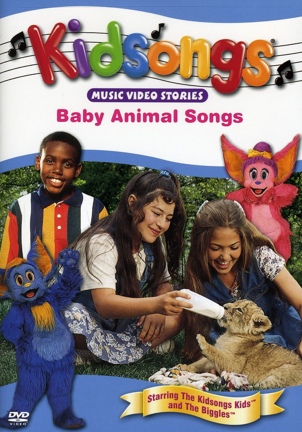 Kidsongs: Baby Animal Songs | Kidsongs | Pinterest | Baby animals ...