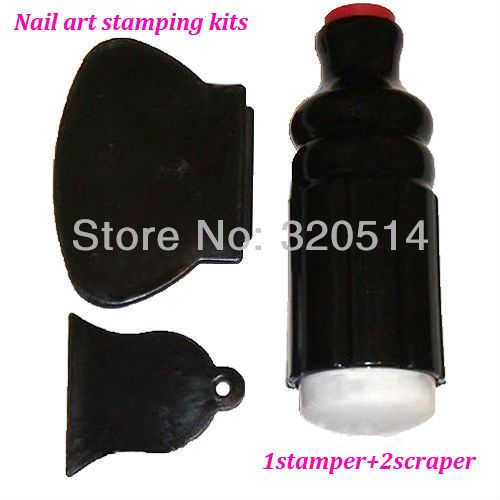 DIY Konad Stamping Plate Kits Set Image Stamper Nail Art Tools Stamp Transports Stencil Maincure Template 1Stamper+2Scraper-in Nail Art Templates from Health & Beauty on Aliexpress.com | Alibaba Group