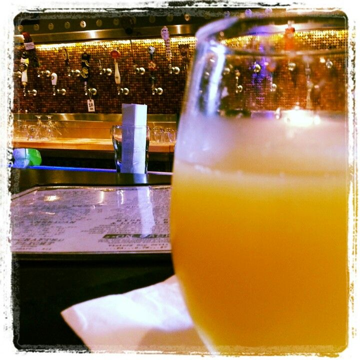 Brunch- Mimosa At Tap 42 Fort Lauderdale