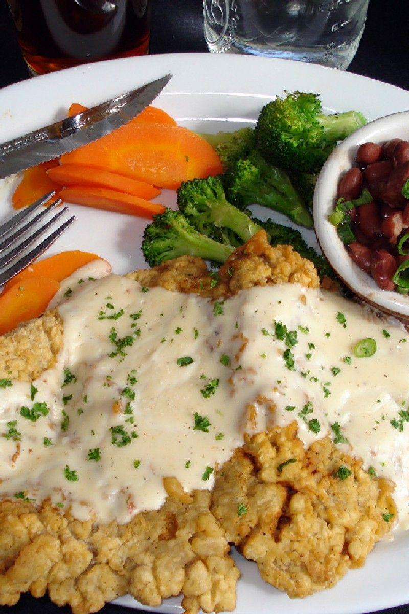 The Best Chicken Fried Steak Dinner Recipe Recipes Food