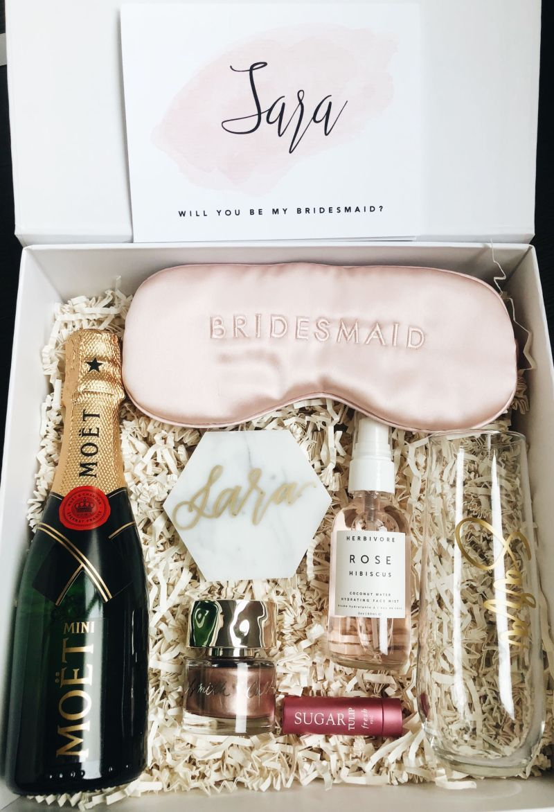 Will You Be My Bridesmaid? How to Propose to Your Bridesmaids!