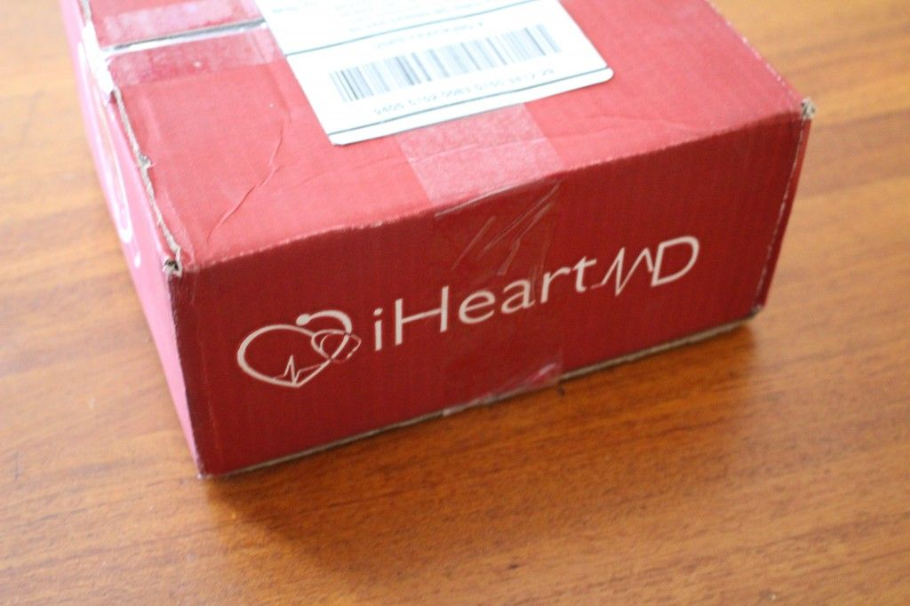 iHeartMD Review - February 2014 - Heart Healthy Subscription Box - http://mommysplurge.com/2014/02/iheartmd-review-february-2014-heart-healthy-subscription-box/