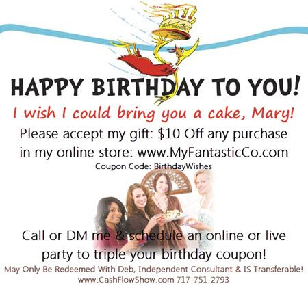 Market Your Business with Birthday wishes! If your friends have 250 ...