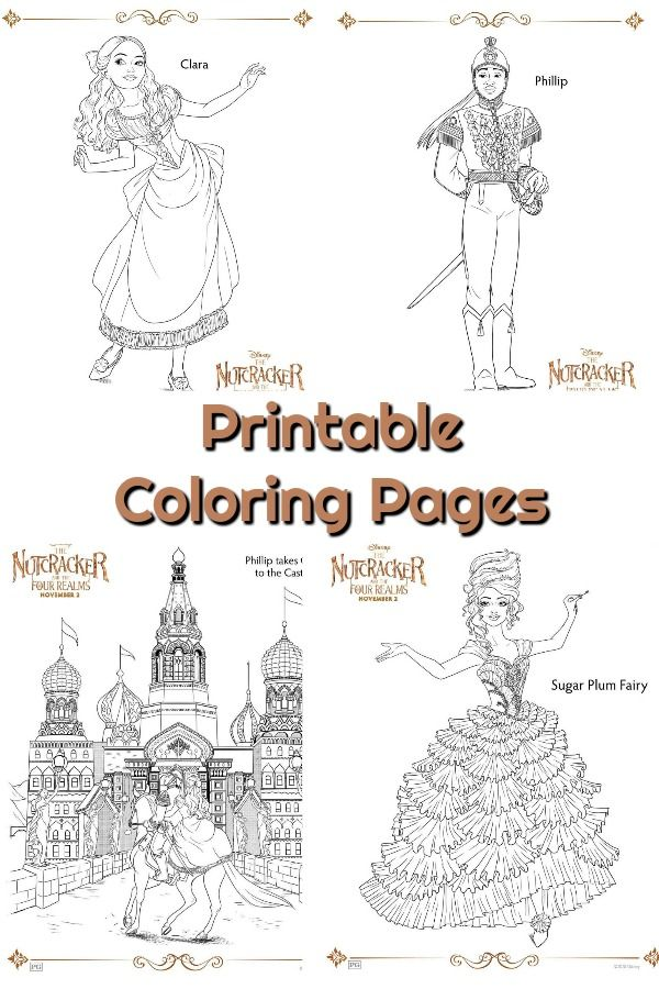 Grab these free printable coloring pages and activity ...