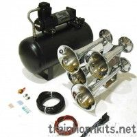 Trainhornkits.net specializes in Air Horns, Train Horns, and Train Horn Kits from the top brands including Kleinn,
