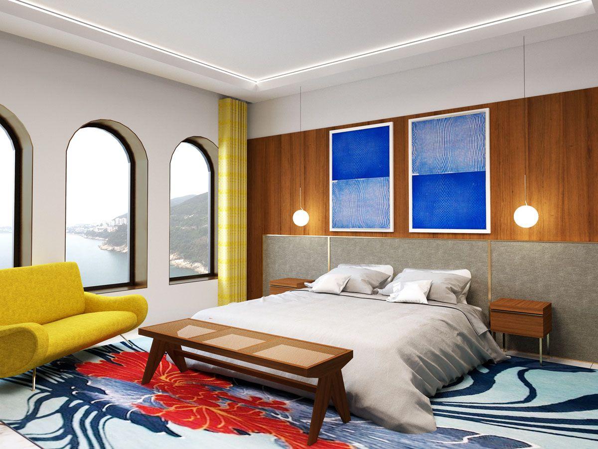 humbert poyet window cabinet architecte r sidence. Black Bedroom Furniture Sets. Home Design Ideas
