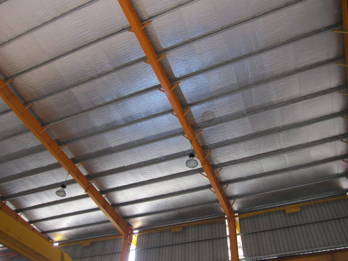 We Are Expert In Providing Quality Assured Roofinsulation Material To The Customers Foil Roof Insulation Foil Insulation Roof Insulation