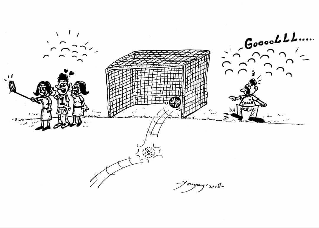 Hasil Gambar Untuk Kartun Lucu Humor Design