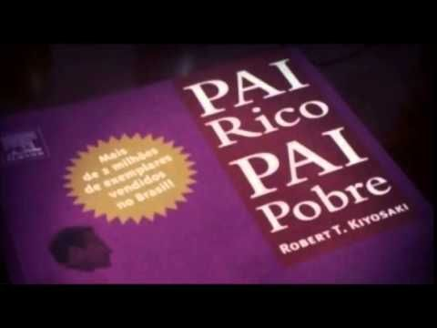 Áudio Livro   Pai Rico Pai Pobre - Completo - Português