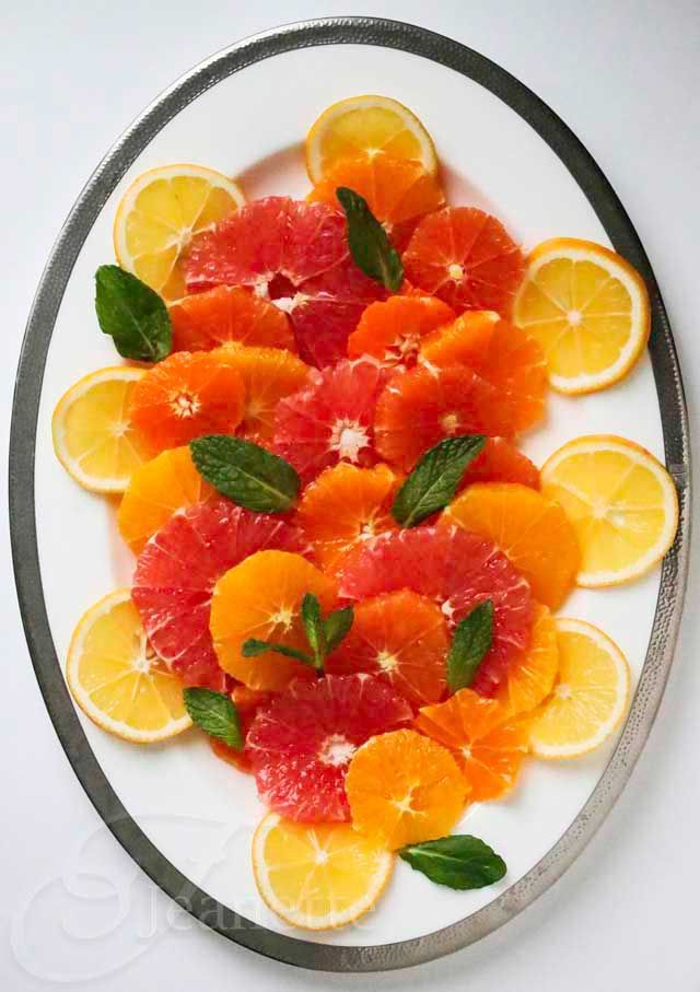what are citrus fruits healthy fruit salads