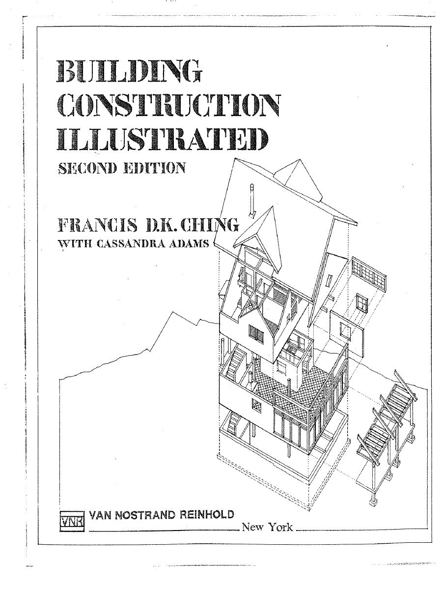 Building Construction Illustrated By Francis Dk Ching Pdf With