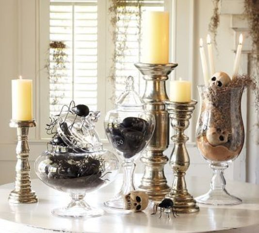 40 Ideas For Awesome Halloween Home Decoration Halloween ideas and