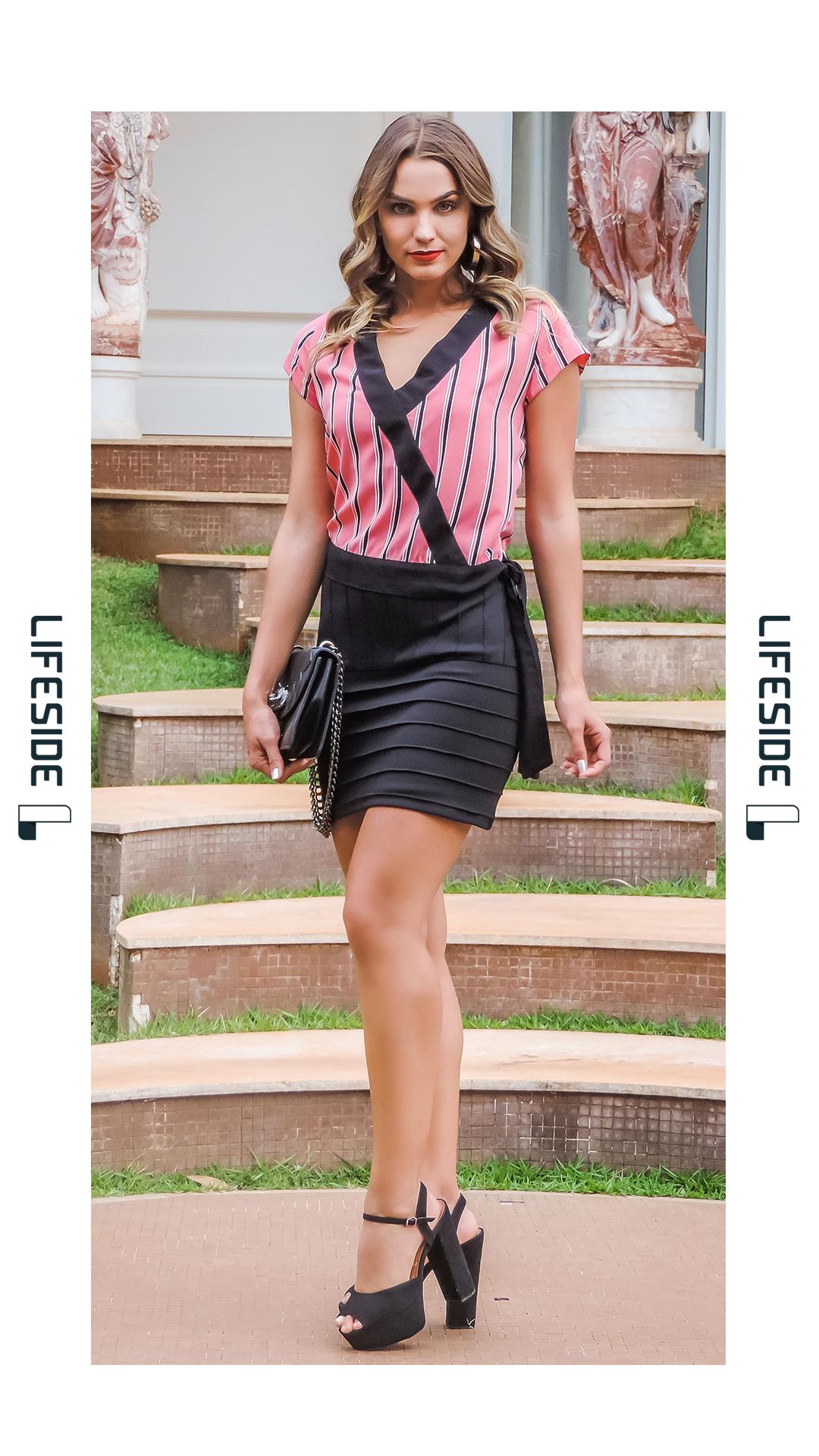 44416974e Lifeside moda feminina primavera blusa listrada transpassada fashion  modafeminina lookdodia looks lifeside lookbook png 1080x1920 Moda