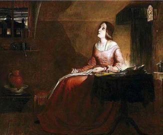 Redgrave, The Sempstress, 1846