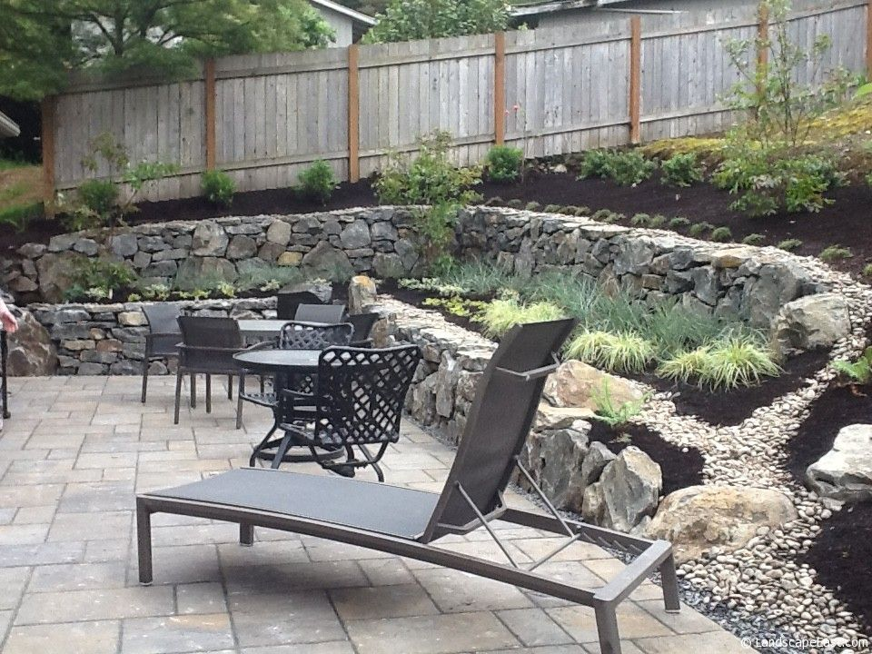 Retaining Wall Designs Home Design Ideas