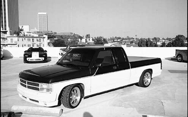 Dodge Truck Two Tone Paint Jobs - Imageck 1994 Dodge Dakota SLT