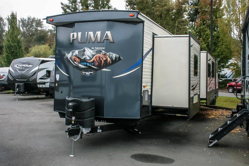 2018 palomino puma destination 39pqb for sale monroe wa