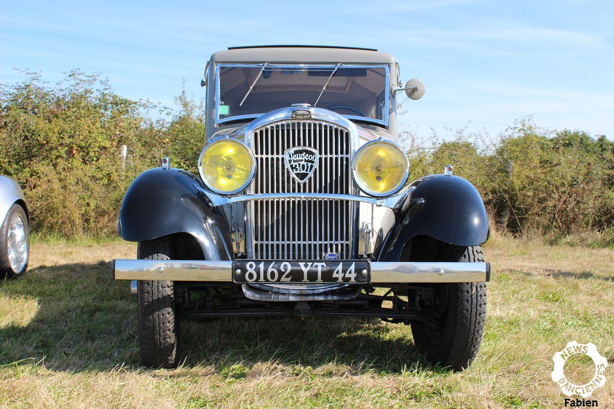 Peugeot Au Classic Meca Show Reportage Httpsnewsdanciennes - Meca car show