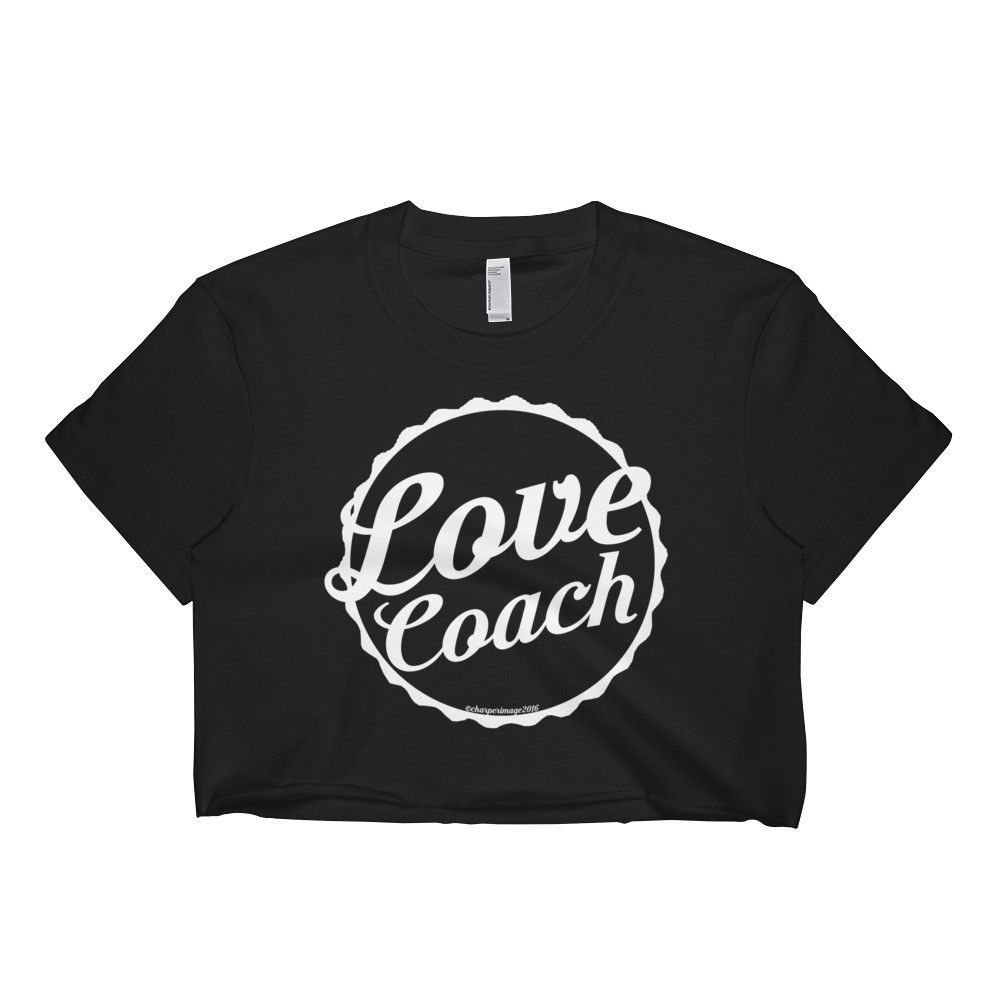 Love Coach Crop Top