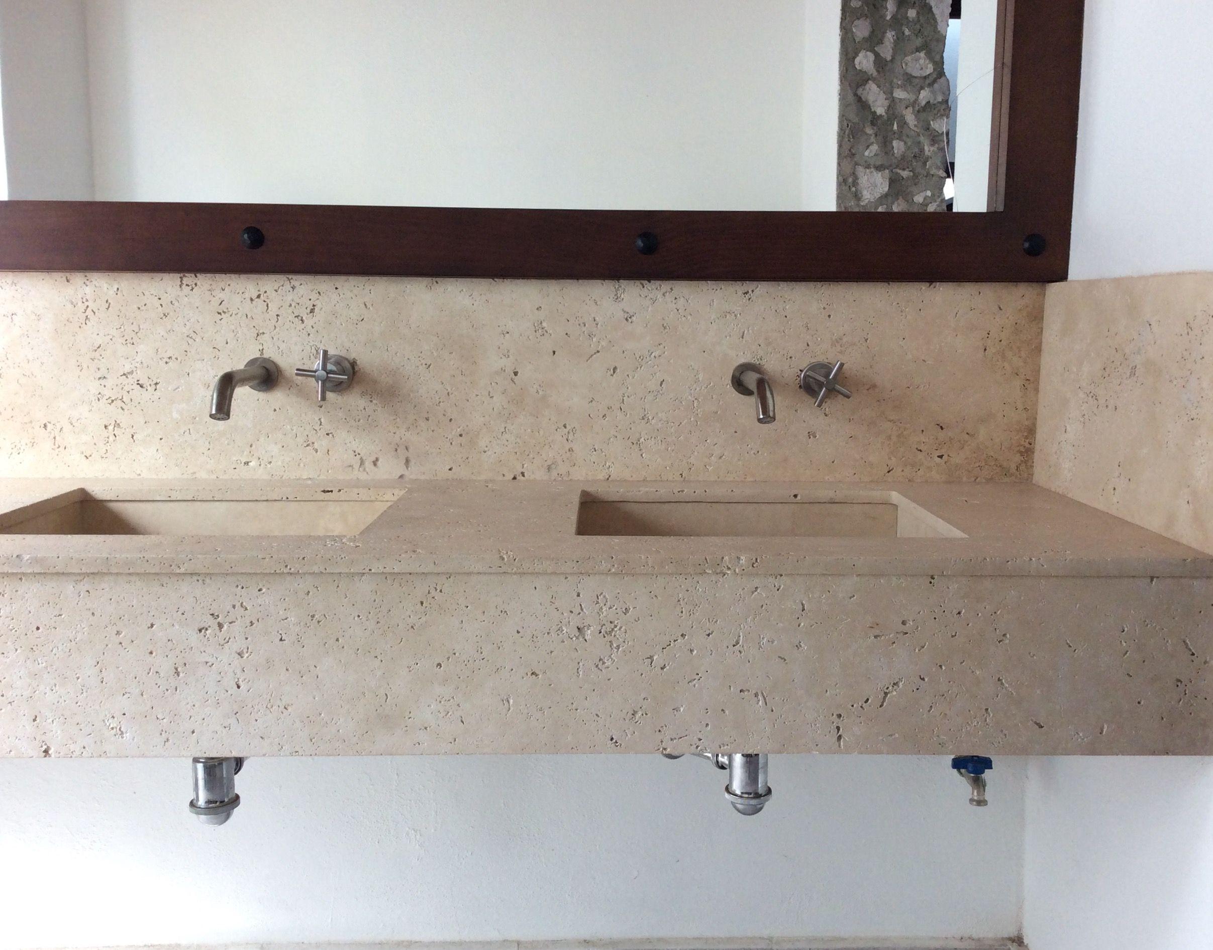 Cubierta lavabo m rmol fiorito avejentado cubiertas for Como sacar manchas del marmol