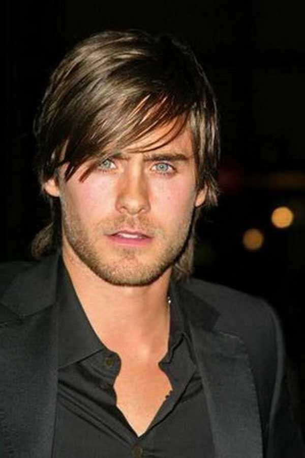 Popular Medium Length Mens Hairstyles   Easyhairbeauty.com