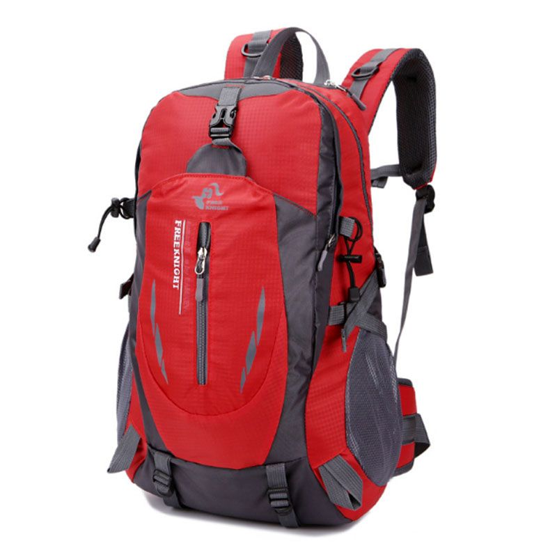 b082b5f67706 Silanda Sports 40L Water Resistant Shoulder Backpack Outdoor Climbing Traveling  Hiking Mountaineering Women Men Picnic Bag Rucksack