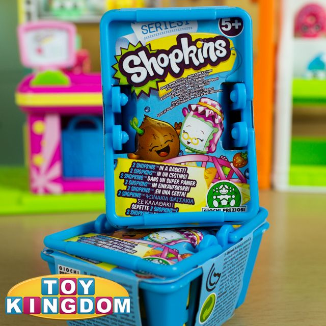 Shopkins Blind Baskets Shopkins Series 1 http://youtube