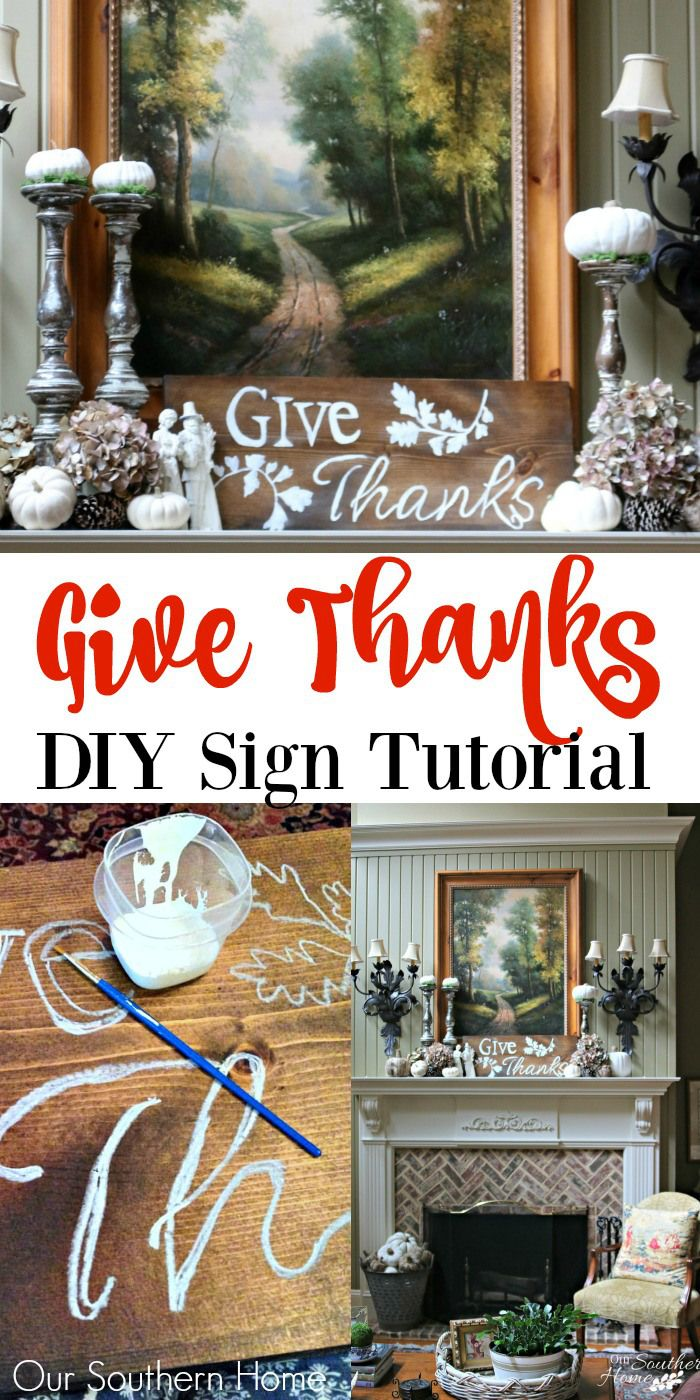Thanksgiving ideas by a group of fabulous bloggers hand-selected by Porch.com!