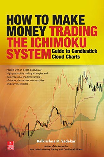 How to make money trading the ichimoku system guide candlestick cloud charts free ebook also japanese charting techniques second edition by steve rh pinterest