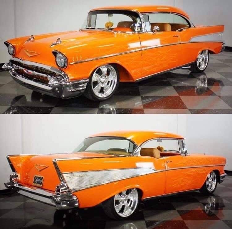 Pin By Sp On Chevrolet Dream Cars 57 Chevy Bel Air Classic Car Trader