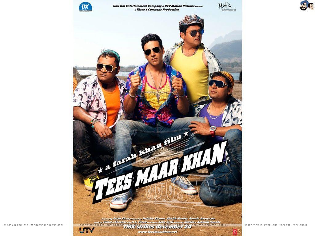 Tees maar khan movie movies counter list