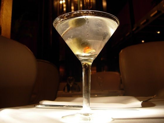 Musso and Frank's dirty martinis are my new xmas eve tradition. 5 Best Martinis In Los Angeles