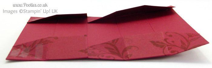 Long Slender Fold Flat Box Tutorial