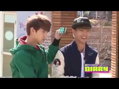 빅스(VIXX) - 귀요미 레오 모음(leo cute,funny moments) - YouTube