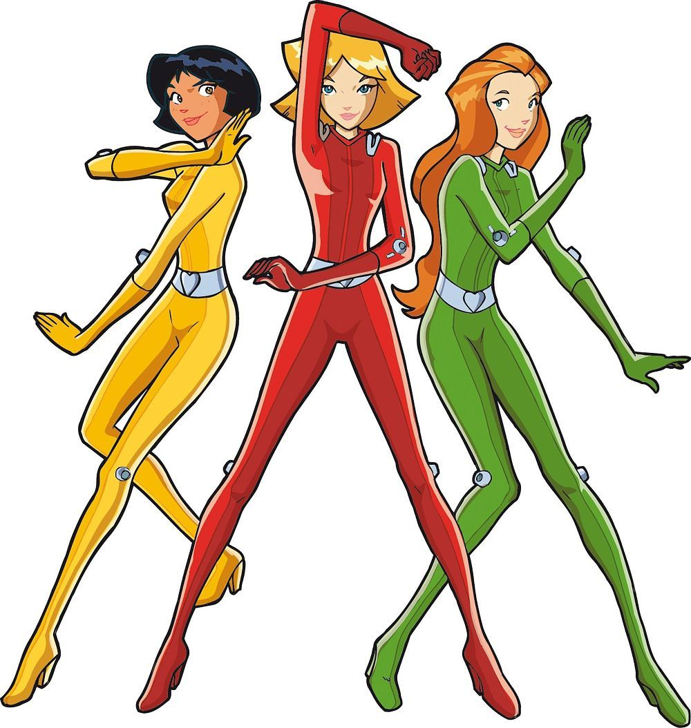 Totally spies totally spies pinterest dessin anim dessin anim enfance and dessin - Dessin anime de totally spies ...