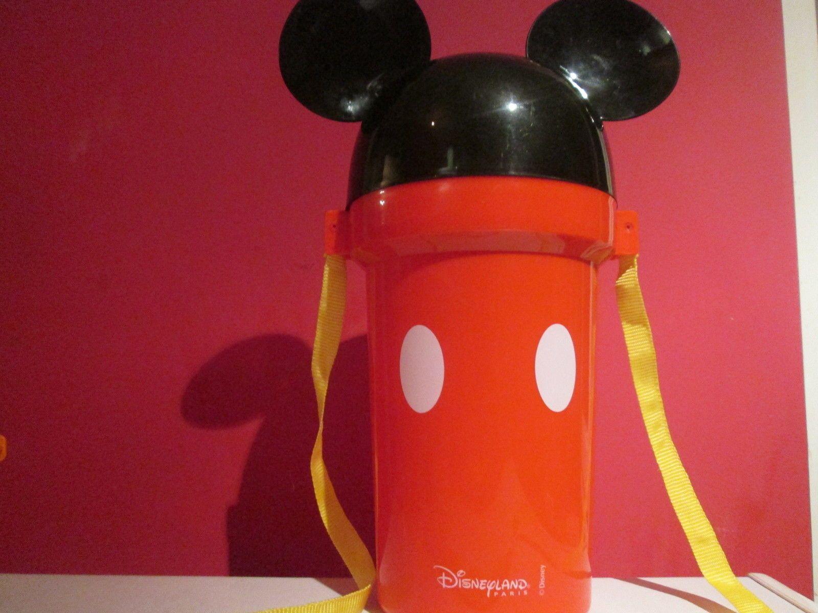 Boîte À Goûter Ou A Pop Corn Mickey de Disneyland Paris 33 Cm | eBay