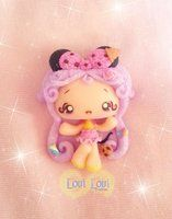 Minnie Mouse Candy kawaii by Lovi Lovi Creations by LoviLoviCreations