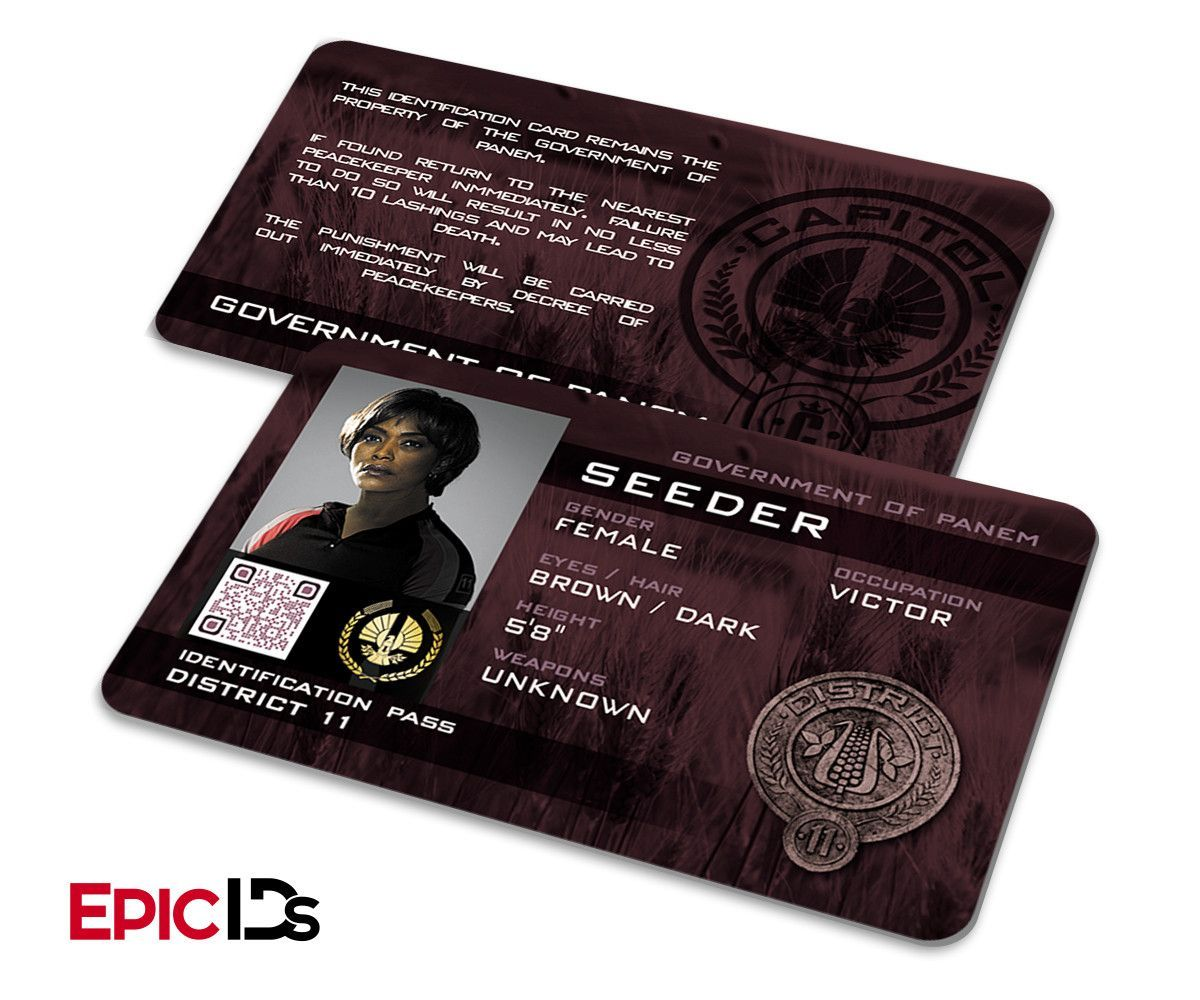 "the hunger games inspired panem district 11 ""seeder"" identification"