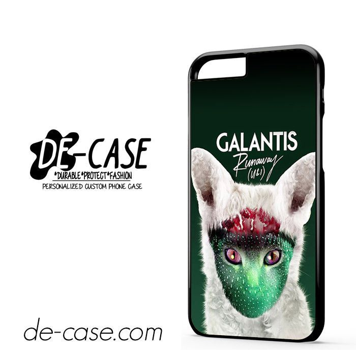 Galantis Runaway U & I DEAL-4510 Apple Phonecase Cover For Iphone 6 / 6S
