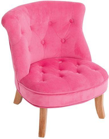 Kindersessel in Pink | Möbel | Kinder sessel, Kindersessel ...