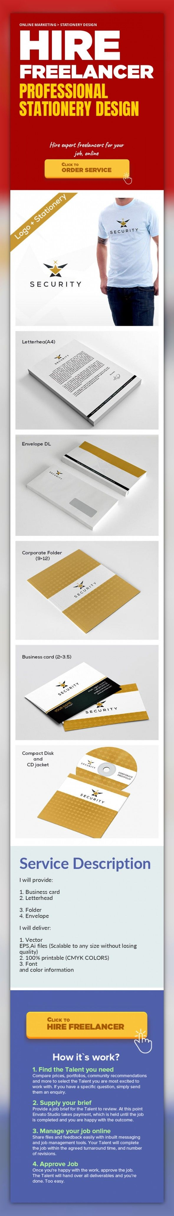 Professional stationery design online marketing stationery design i professional stationery design online marketing stationery design i will provide 1 business card 2 letterhead 3 folder 4 envelope i will deliver 1 reheart Image collections
