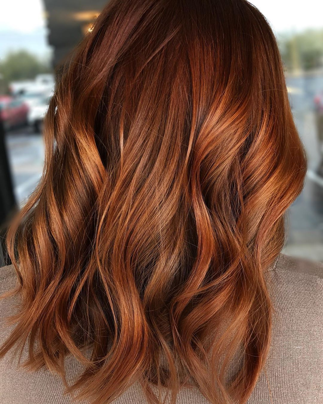 Ginger Beer Is the Red-Orange Hair-Color Trend You're About to Fall in Love With | Allure