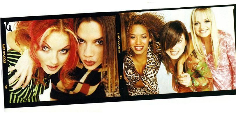 I still think that the spice girls are the coolest girls have stepped on the planet. pic.twitter.com/xCP1JNCIEF