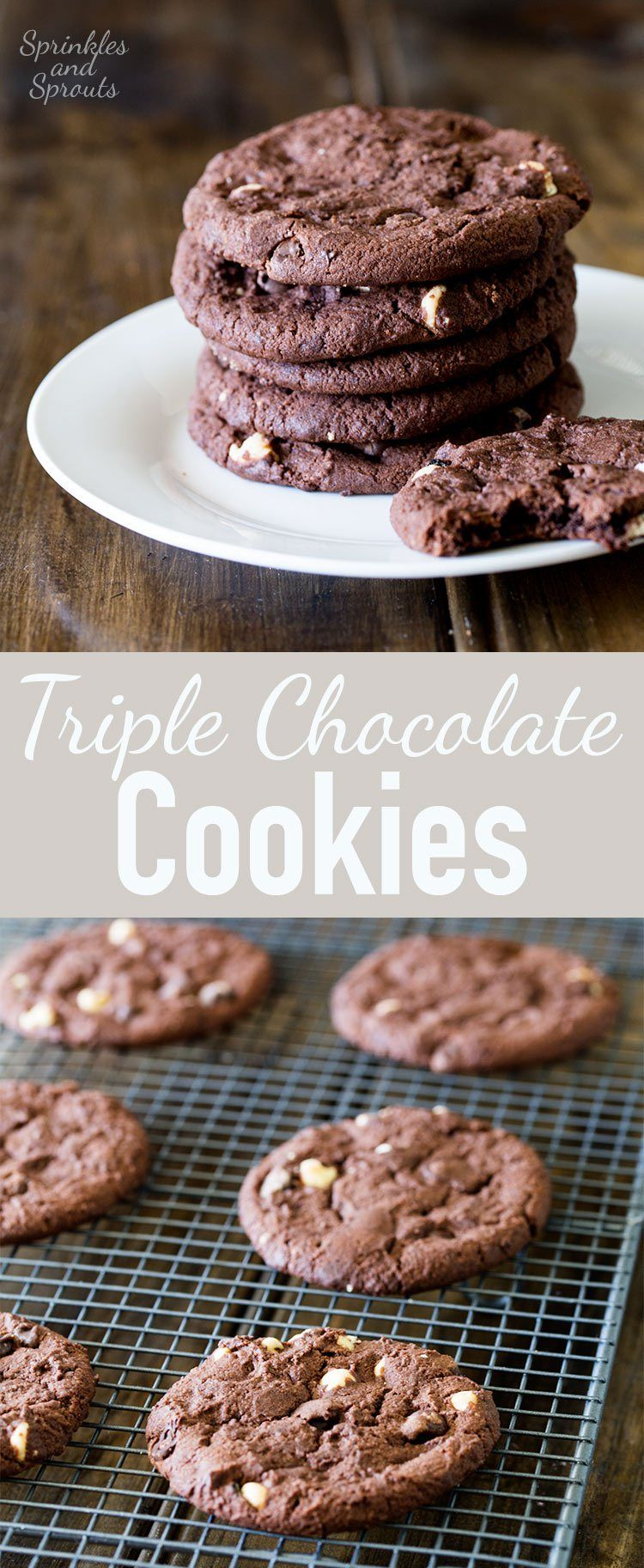 These subway style chocolate chip cookies are super chocolaty, super rich, super delicious and just super wonderful. They are beautifully soft, with a slight crisp edge, gooey in the middle and total worth every calorie!!! #chocolatechipcookies