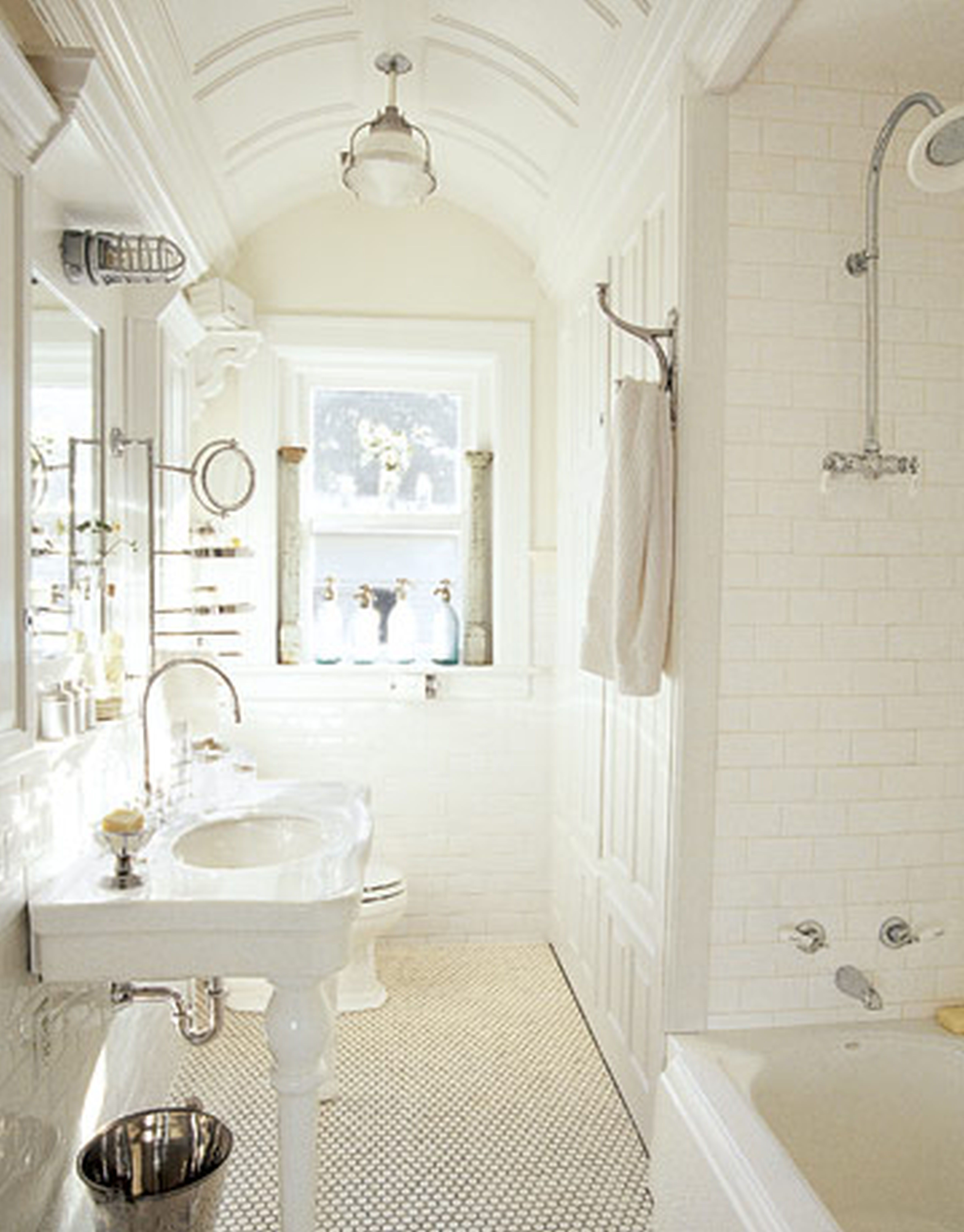 Coastalcottage Style Bathrooms 30 Great Ideas And Pictures For