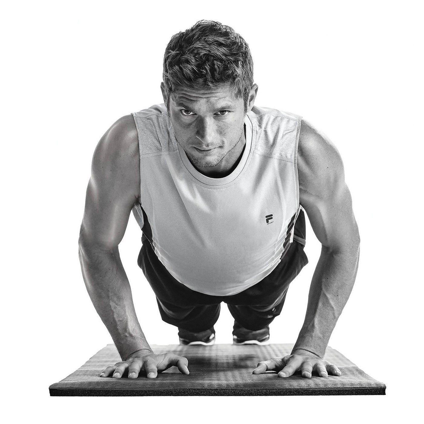 Fila Premium Fitness Mat 15mm In 2020 Mat Exercises Intense Workout Fitness
