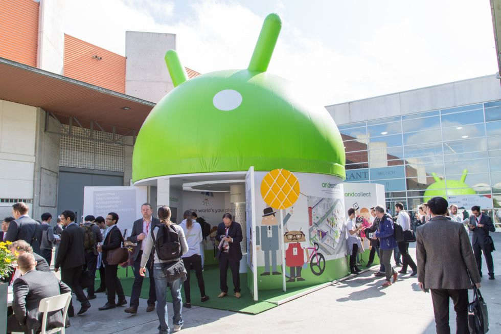 [*] Gallery: Google turns Mobile World Congress into a big scavenger hunt