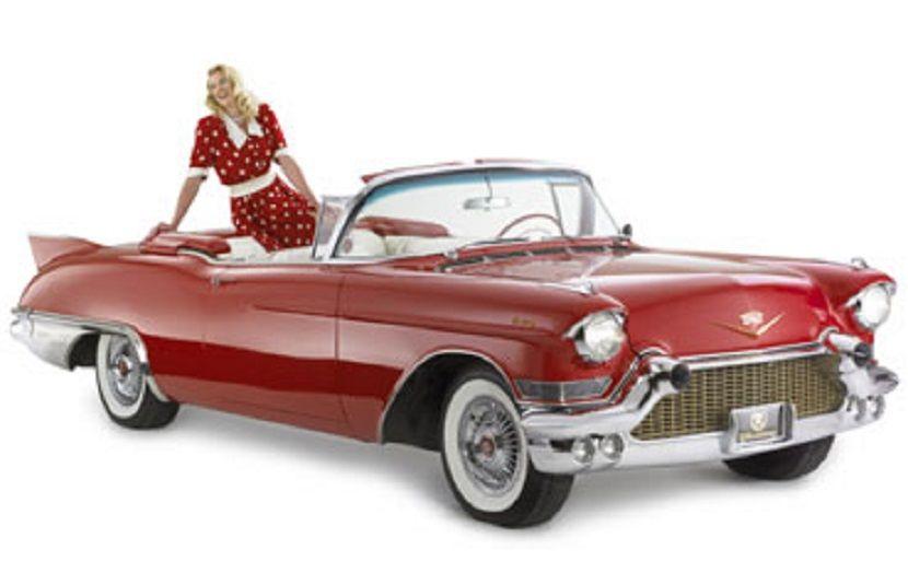 Cadillac White Eldorado Convertible Classic Gm Cars