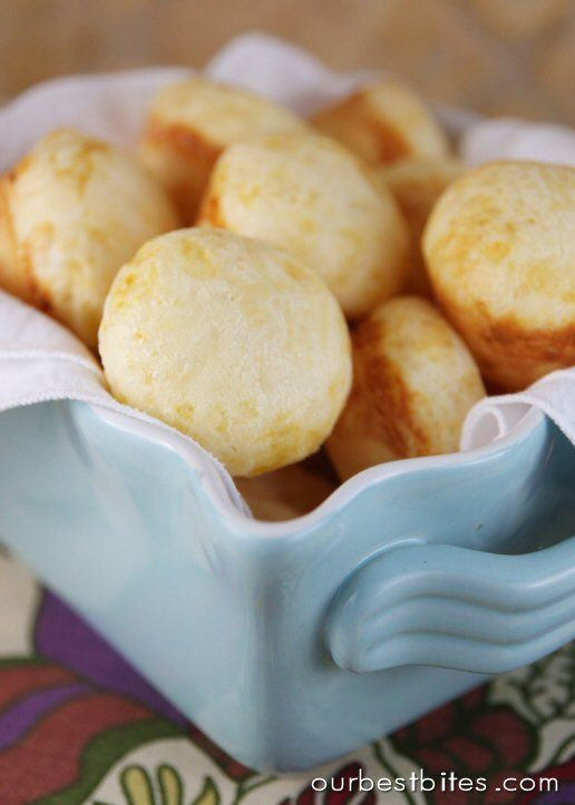 Of all the foods I fell in love with in Brazil, Pao de Queijo (literally translated to 'bread of cheese', how can that not be delicious?) is right up there at the top. And it's been tormenting my soul for the past 10 years as I've tried recipe after recipe trying to duplicate the taste... Read Post